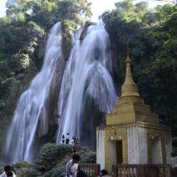 Anisakan Falls (jour 15)