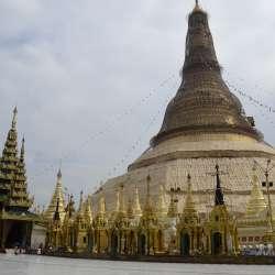 Yangon & Pagode Shwedagon (jour 1)