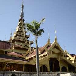 Palais royale de Mandalay