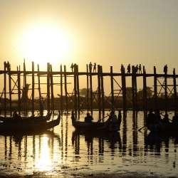 Pont U Bein (jour 13)