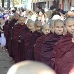 Amarãpura, Sagaing et Inwa (Ava) (jour 13)